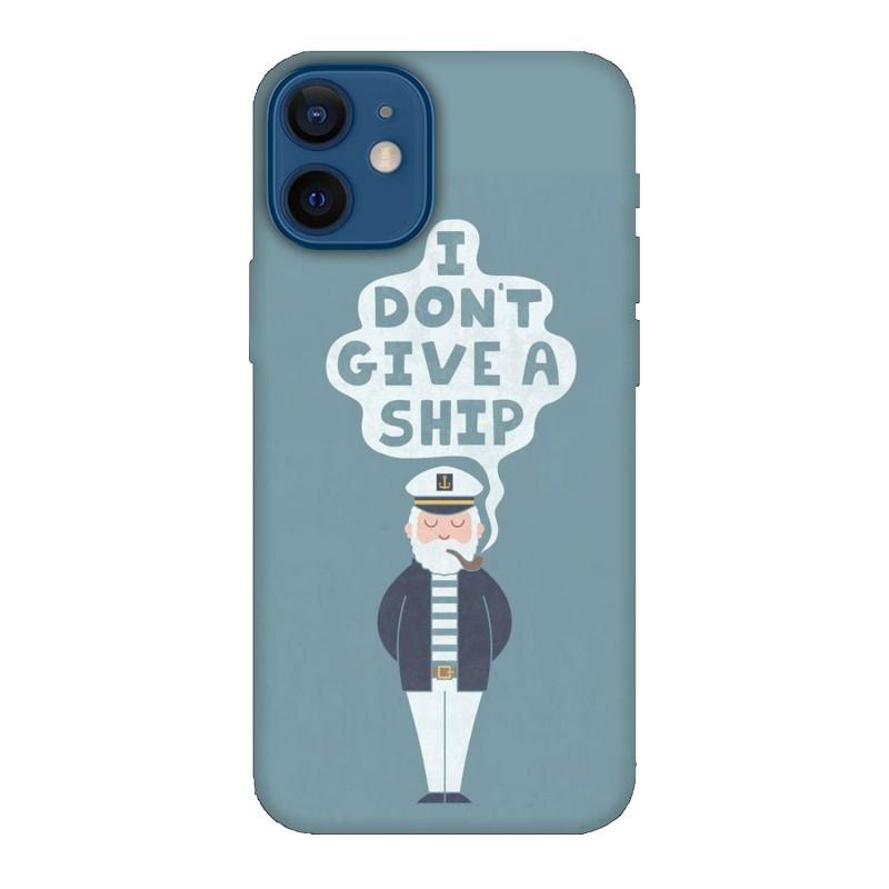 Кейс за iPhone 12 mini Моряк