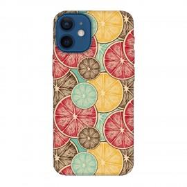 iPhone 12 mini кейс Плодове