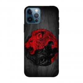 iPhone 12 Pro max кейс Лъвове