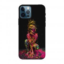 iPhone 12 Pro max кейс Момиче
