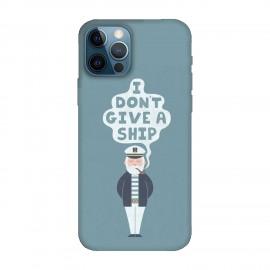 iPhone 12 Pro max кейс Моряк