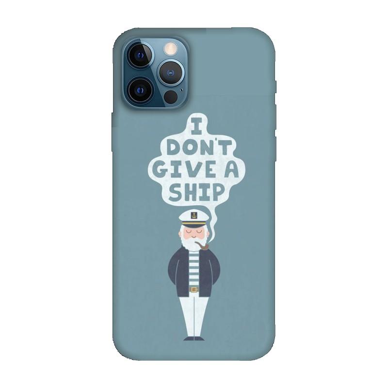 Кейс за iPhone 12 Pro max Моряк