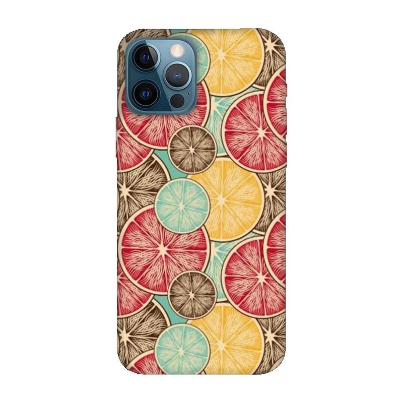 Кейс за iPhone 12 Pro max Плодове