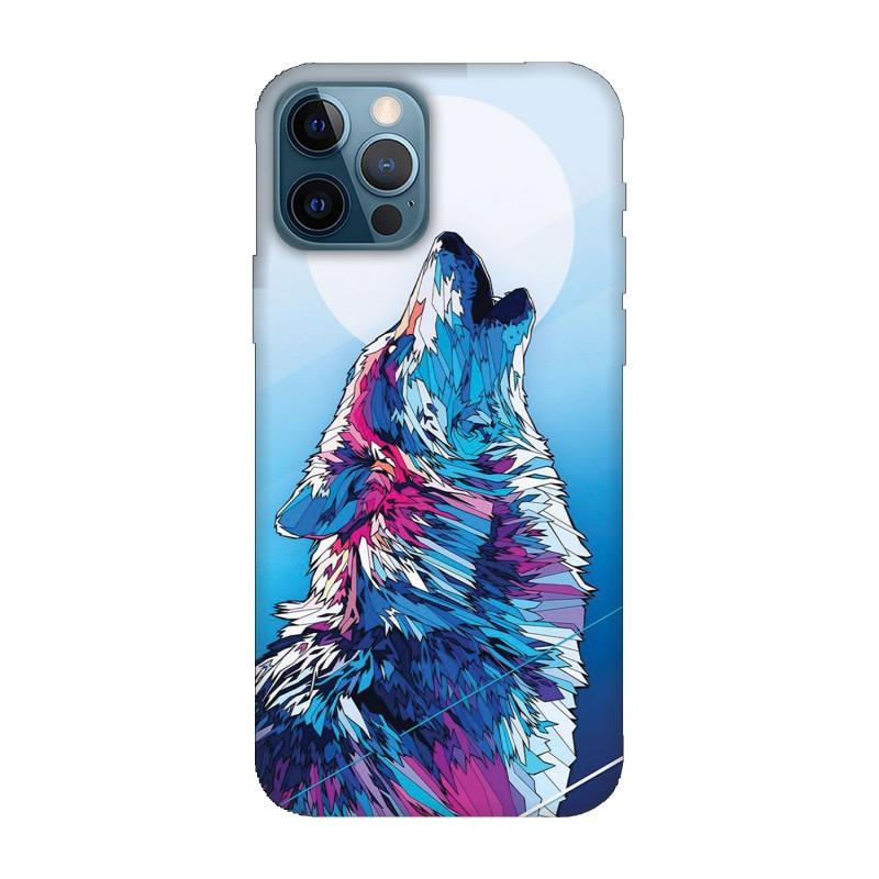 Кейс за iPhone 12 Pro max Вълк