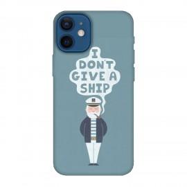iPhone 12 кейс Моряк