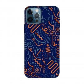 iPhone 12 Pro кейс Чертички