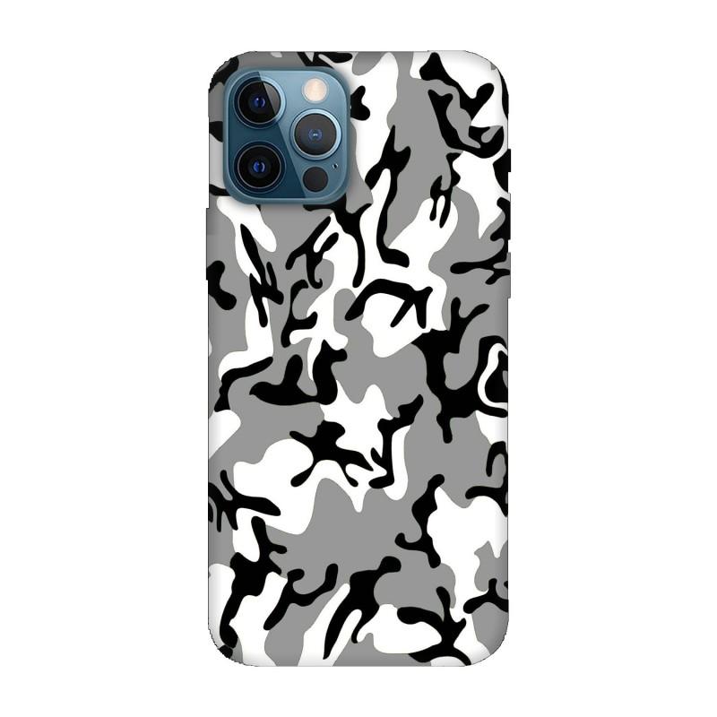 Кейс за iPhone 12 Pro Камуфлажен