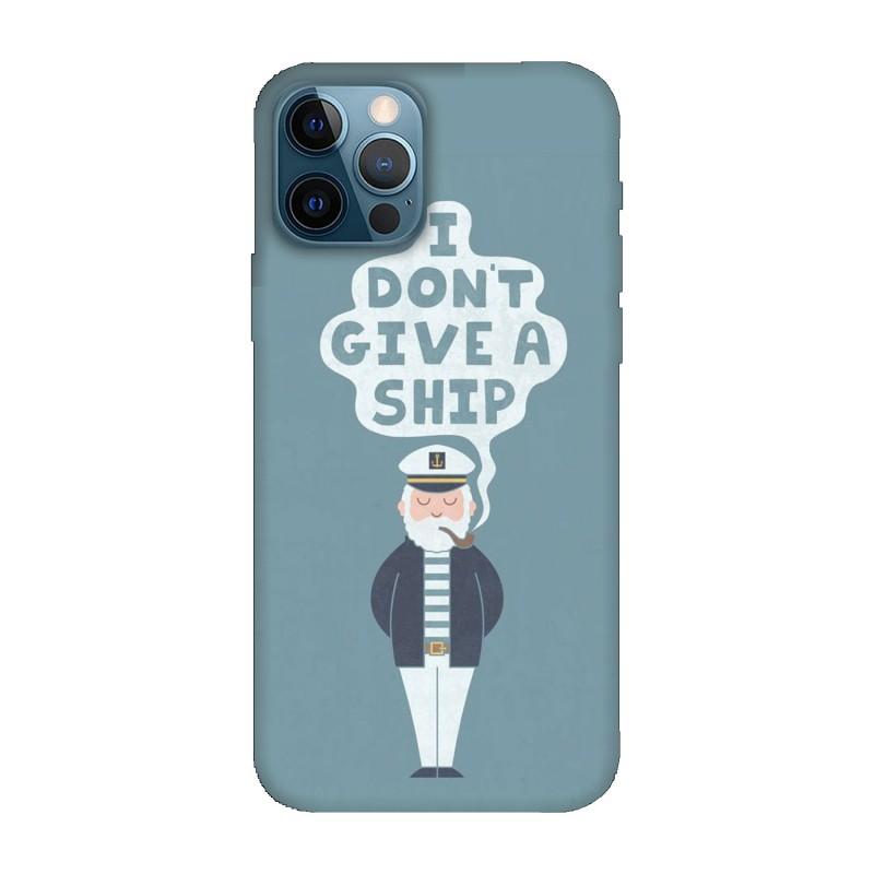 Кейс за iPhone 12 Pro Моряк