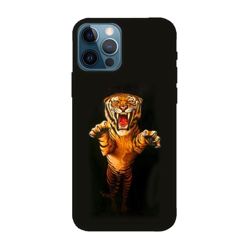 Кейс за iPhone 12 Pro Тигър