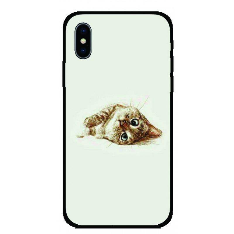 Калъфче за Huawei 41 Сладко коте