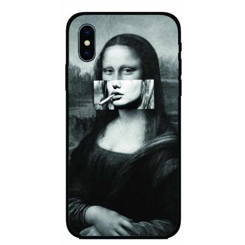 Калъфче за Huawei 70  колаж  на Мона Лиза