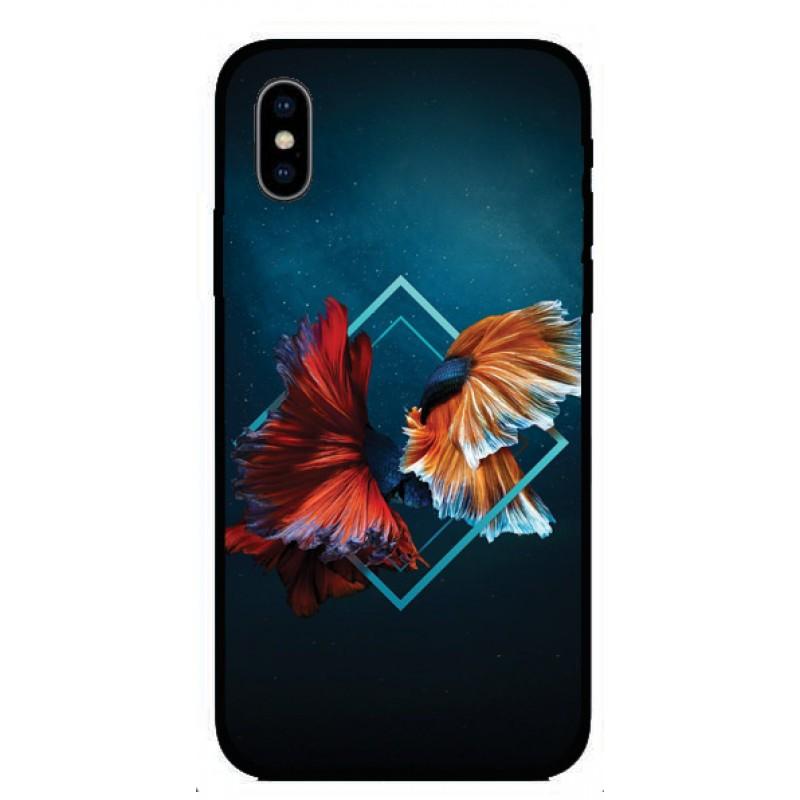 Калъфче за Huawei 101+48 красиви риби