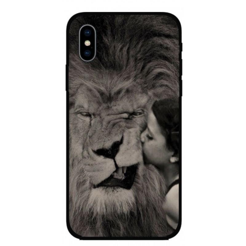 Калъфче за Huawei 101+98 Лъв и момиче