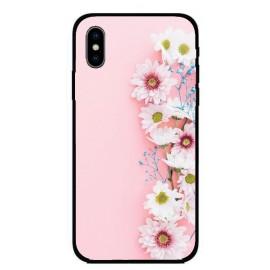 Калъфче за Huawei 223 розов с цветя