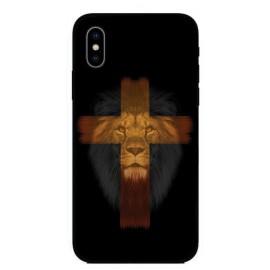 Калъфче за Huawei 248 лъв и кръст
