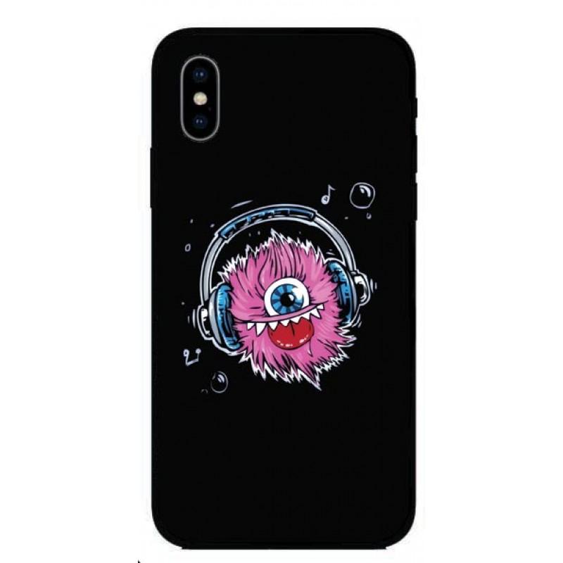 Кейс за Huawei 266 music love