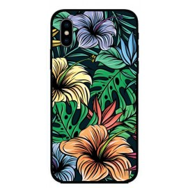 Кейс за Huawei 386 арт цветя