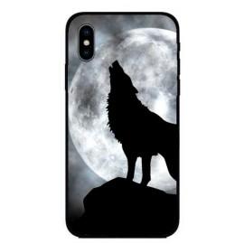 Кейс за Huawei 405 черен вълк