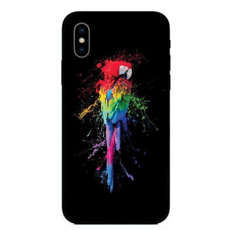 Кейс за Huawei 451 папагал