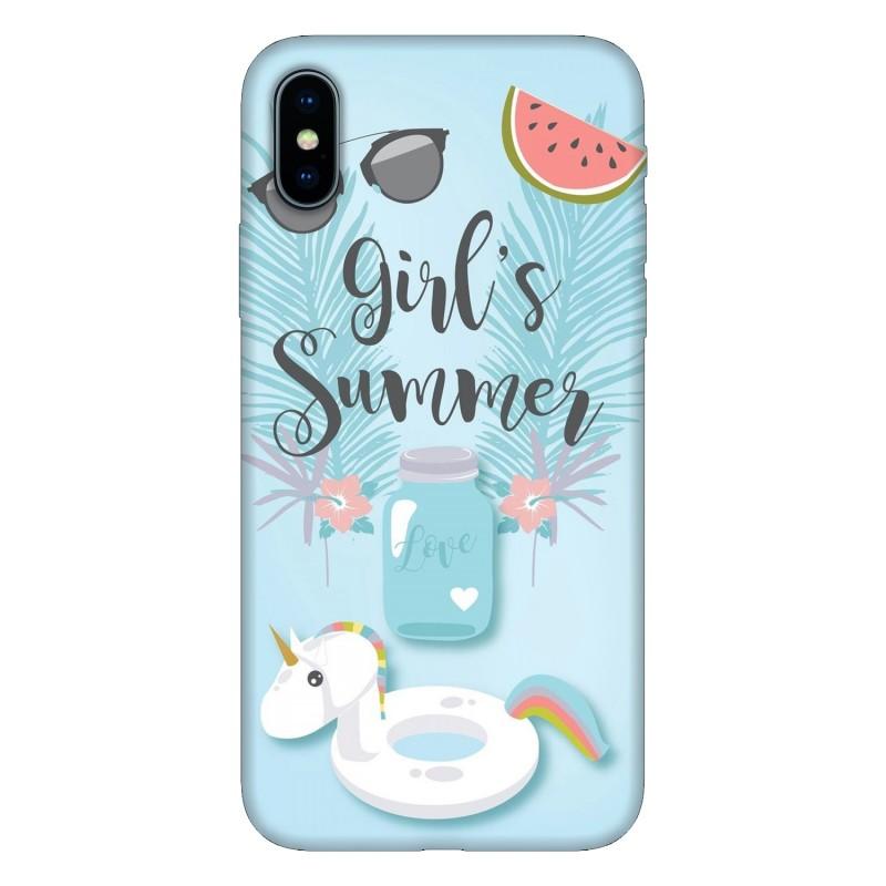 Кейс за Huawei 617 Girls summer