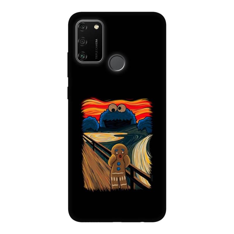 Huawei Honor 9A кейс Бисквитки