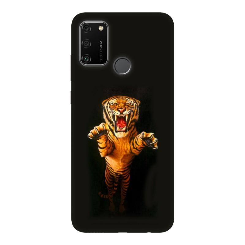 Huawei Honor 9A кейс Тигър
