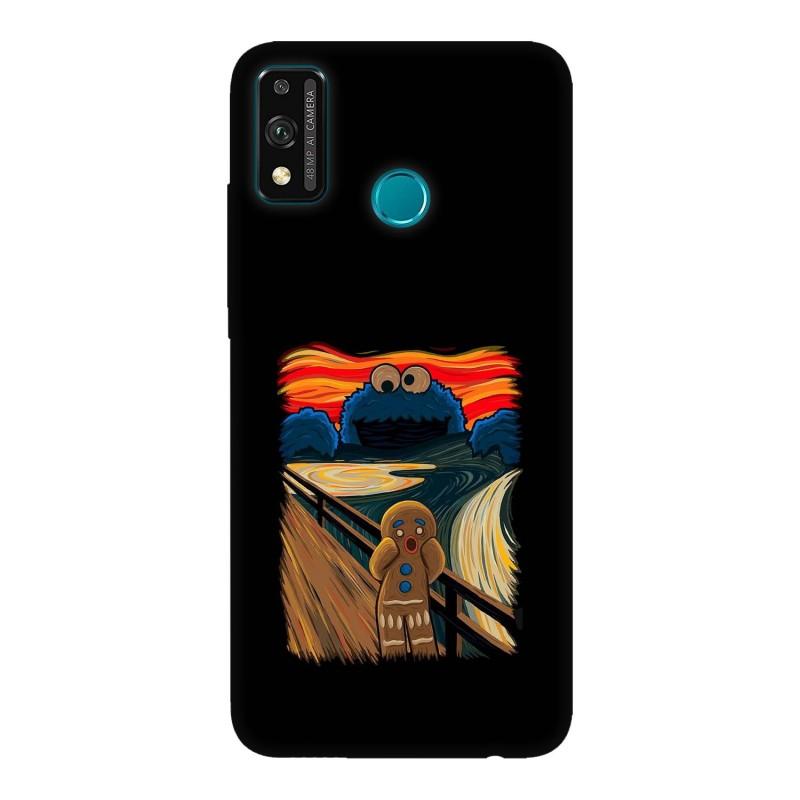 Huawei Honor 9X Lite кейс Бисквитки
