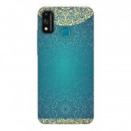 Huawei Honor 9X Lite кейс Флорален