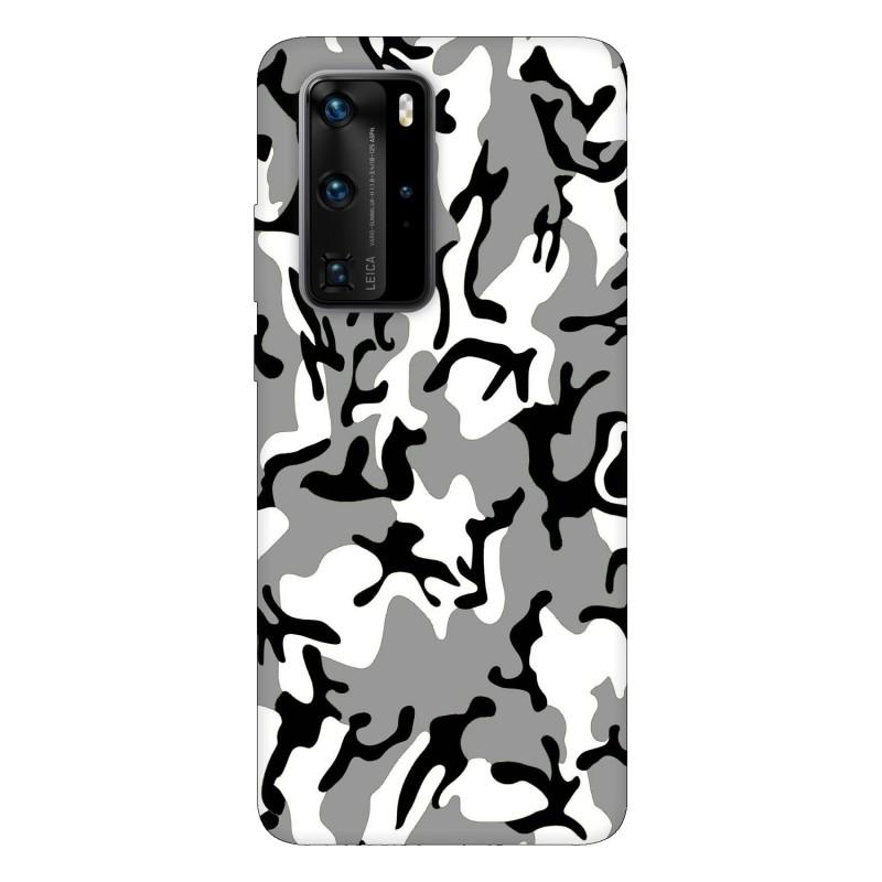 Кейс за Huawei P40 Pro Камуфлажен