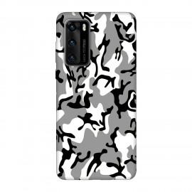 Huawei P40 кейс Камуфлажен