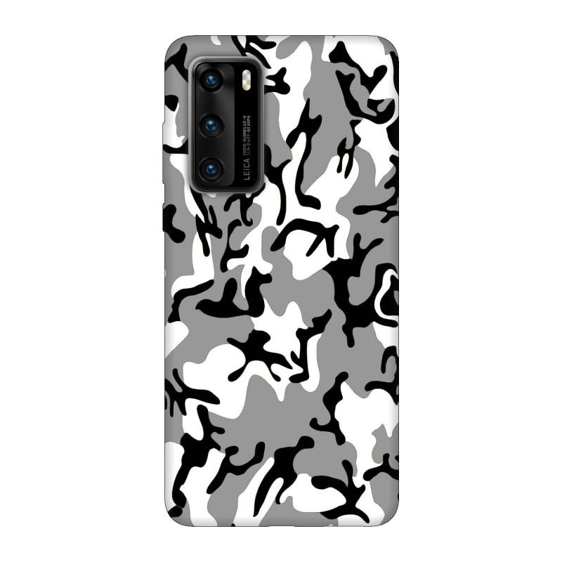 Кейс за Huawei P40 Камуфлажен
