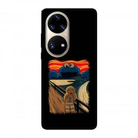 Huawei P50 Pro кейс Бисквитки