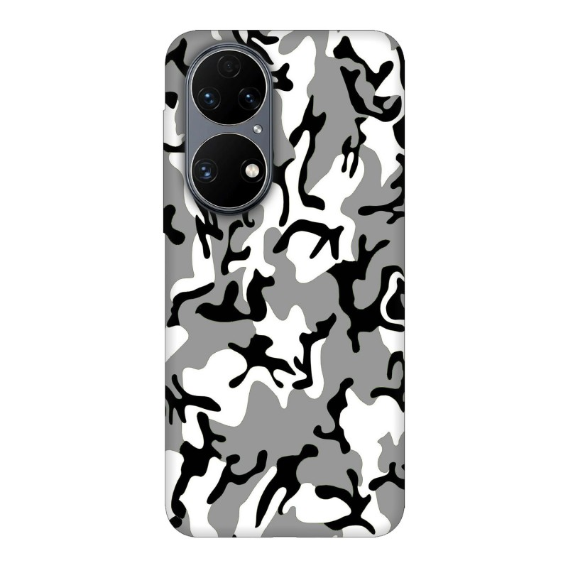 Huawei P50 кейс Камуфлажен