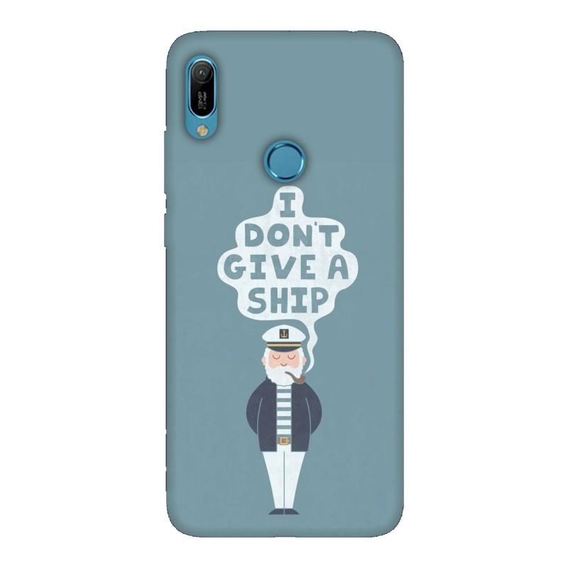 Huawei Y6 2019 кейс Моряк