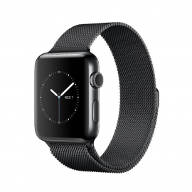 Луксозна метална каишка за Apple Watch 42mm