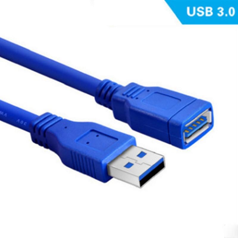Кабел USB 3.0 удължител- 1.5м.