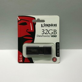 USB флаш памет Kingston DataTraveler 100 g3 32GB