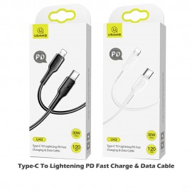 iPhone Type-C PD USAMS кабел