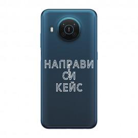 Кейс със снимка за Nokia X20
