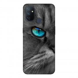 Калъфче за OnePlus 101+1 Синеоко коте