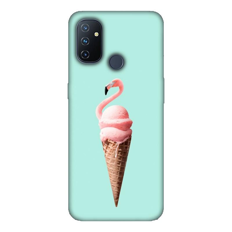Калъфче за OnePlus 101+41 Сладолед фламинго
