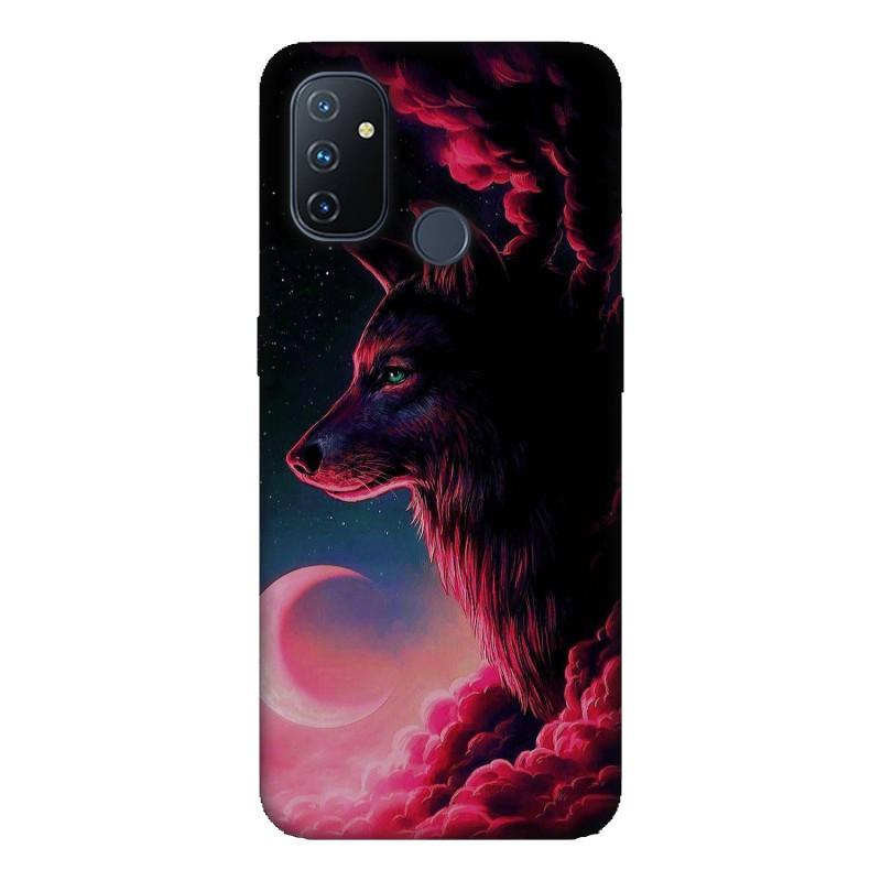 Калъфче за OnePlus 101+55 Вълк и луна