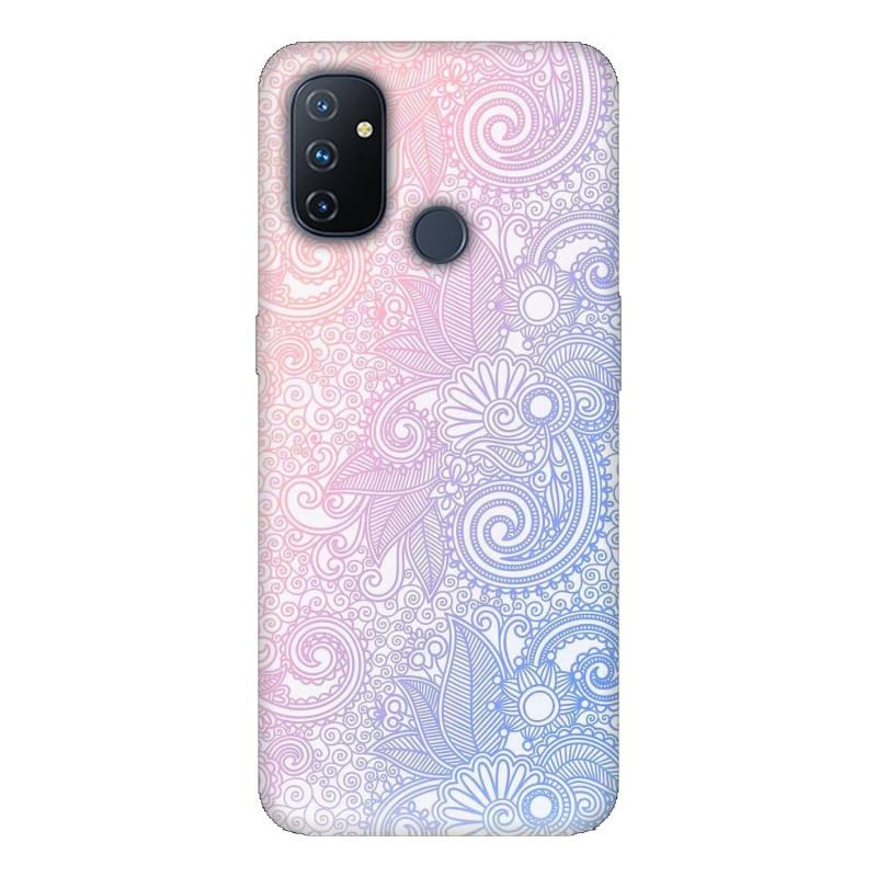 Калъфче за OnePlus 225 Синьо-розов