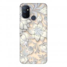Калъфче за OnePlus 227 Бледо розови цветя