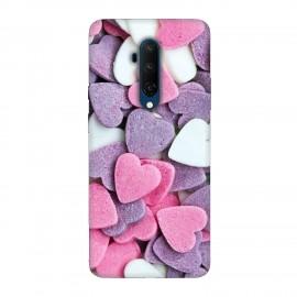 Калъфче за OnePlus 221 Розови и лилави сърца