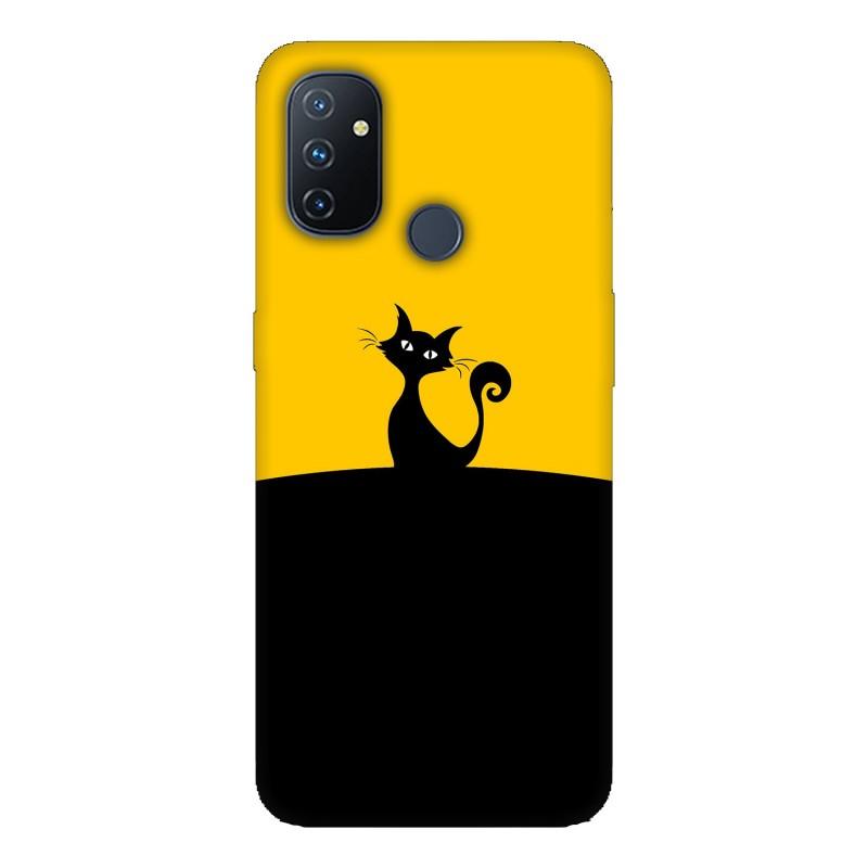 Кейс за OnePlus 268 Черно коте