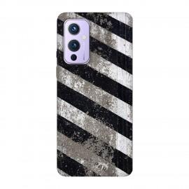 OnePlus 9 кейс Черно и бяло