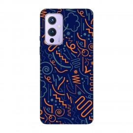 OnePlus 9 кейс Чертички