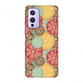 OnePlus 9 кейс Плодове