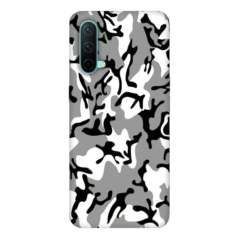 OnePlus Nord CE 5G кейс Камуфлажен